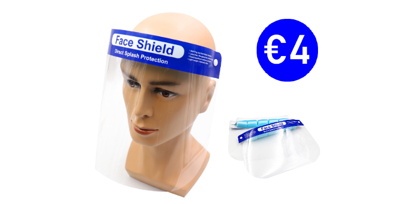 Cheap Visors and Faceshields in Malta